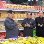 Ким Чен Ын проинспектировал супермаркет перед открытием
