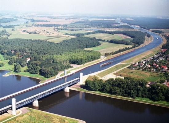 Магдебурский водный мост