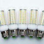 Почему светодиодная лампа светит ярче, чем обычная?