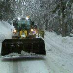 Сильные снегопады обрушились на Швейцарию, Францию и Италию