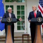 Евросоюз готов начать переговоры с США о свободной торговле