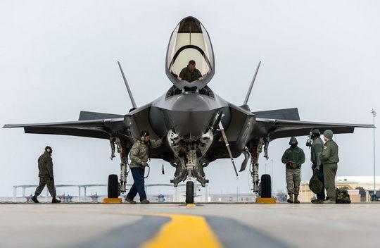 Соединенные Штаты решили прекратить поставки в Турцию оборудования, связанного с новейшими американскими истребителями-бомбардировщиками F-35