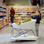 Умная тележка для магазинов: Ford Trolley Hero