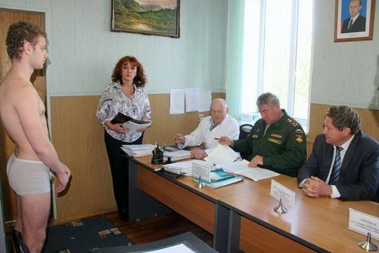В России изменятся правила прохождения медкомиссии в военкоматах.