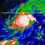 На восток Индии надвигается тропический циклон «Фани»