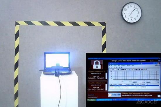 Устройство, на борту которого размещено 6 самых опасных вирусов в мире, уже сейчас хотят приобрести за $1 200 749.