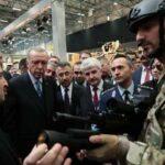 TÜMOL: Турция представила свое лазерное оружие