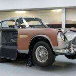 Aston Martin выпустит эксклюзивную модель автомобиля Джеймса Бонда