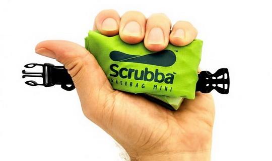 Спустя несколько лет после того, как мир увидел Scrubba — самую крохотную действующую стиральную машинку в мире, та же команда выпустила новую версию.