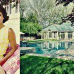 Дома знаменитостей: как выглядел дом Жаклин Кеннеди Онассис