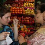 Как нужно торговаться на восточном базаре