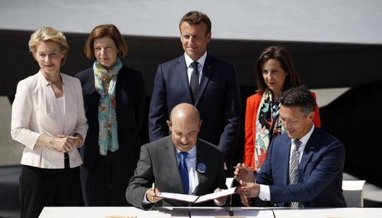 К 2040 году в Европе должна появиться система ведения воздушных боев нового поколения, в проект предполагается инвестировать до 50 миллиардов евро.