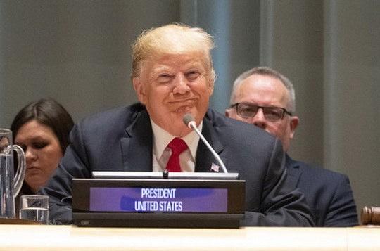 По словам хозяина Белого дома, Китаю придется заключить торговое соглашение с США