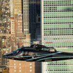 Uber запускает в Нью-Йорке полеты на такси-вертолетах
