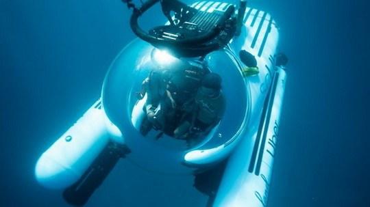 В Австралии набирает популярности новинка, позволяющая всем желающим буквально погрузиться в подводную жизнь Большого барьерного рифа.