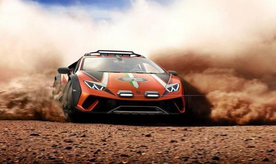 После выхода полгода назад модели суперкара Huracan Evo с его 610-сильным движком многие ждали от Lamborghini его внедорожную версию.