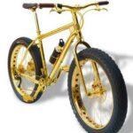Как выглядит самый дорогой велосипед в мире, стоимостью 1.000.000$