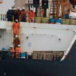 Иран задержал в Персидском заливе иностранный нефтяной танкер