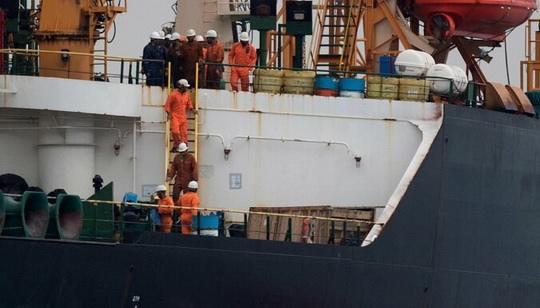 Иранский Корпус стражей исламской революции (КСИР) сообщил о задержании в Персидском заливе иностранного нефтяного танкера
