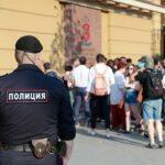Методички по делам за неуважение к власти раздали полицейским