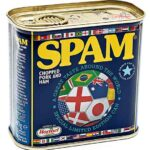Откуда взялось слово «спам»?