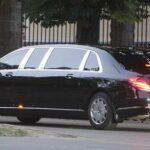 В автопарке Лукашенко появился новый бронелимузин за 1,4 млн евро