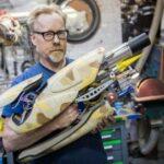 Разрушитель легенд создал рабочую реплику пушки из «Пятого элемента»