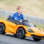 McLaren разработал детскую версию суперкара 720S
