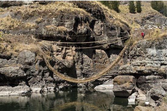 В 2013 году мост Кесвачака был внесен в список памятников Всемирного наследия ЮНЕСКО.