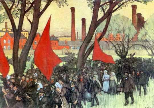 Холодным зимним днём 1876 года петроградские народовольцы собрались у Казанского собора – они ждали, кто придет на первый в России организованный ими политический митинг.