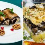 Необычные блюда с грецким орехом