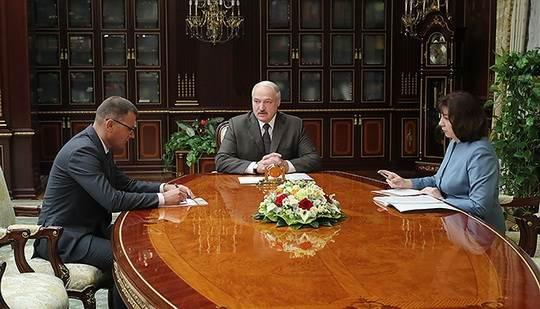 Лукашенко озаботился идеологией перед выборами