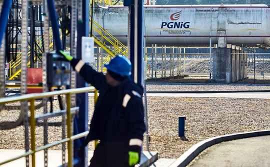 В конце 2019 года польская компания PGNiG планирует начать поставки на Украину природного газа, полученного в результате регазификации СПГ, доставленного в Польшу на газовозах из США.