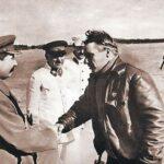 Сколь раз сидел в тюрьме легендарный советский лётчик Валерий Чкалов