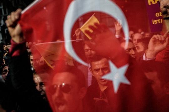 В Турции за пост с критикой в адрес Эрдогана можно угодить в тюрьму