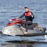 WaveFlyer: гидроцикл, который умеет буквально летать над водой