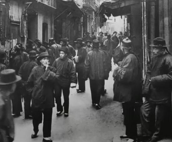 Китайское население Желтугинской республики.