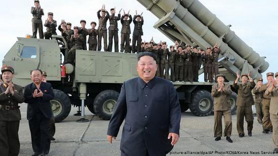 Реакция Южной Кореи на испытания оружия в КНДР