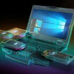 Toughbook 55: ударопрочный модульный ноутбук от Panasonic