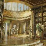 Что были обязаны сдать корабли, заходившие в древнеегипетскую Александрию?