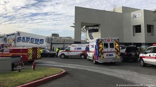 В четверг в школе в американском городе Санта-Кларита (штат Калифорния) открыл стрельбу 16-летний школьник