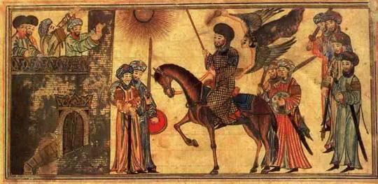 Почему арабам в VII веке так легко удалось завоевать почти все азиатские и африканские владения Византии, варварские королевства Европы, разбить персов?