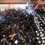 Полиция в Стамбуле разогнала демонстрацию за права женщин