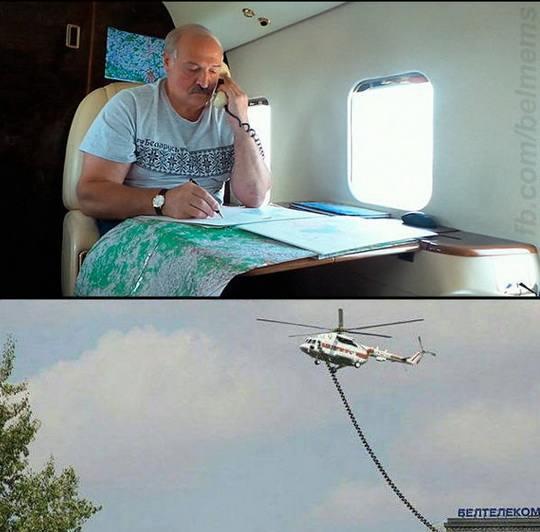 Александр Лукашенко 21 ноября собрал совещание о развитии системы правительственной связи.