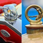 Какое практическое применение изначально имели фигурки на радиаторах автомобилей?