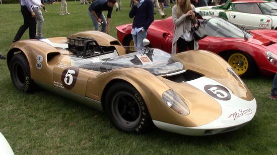 Название автомобиля — это возврат к 1960-м годам.