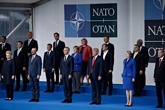 В преддверии двухдневного саммита НАТО, который начнется в Лондоне 3 декабря, страны-члены альянса договорились о перераспределении расходов на его содержание.