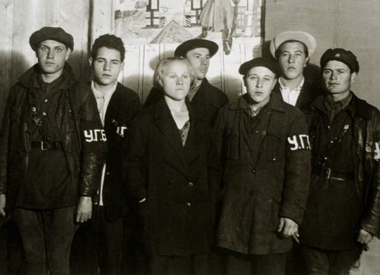 Ударный отряд по борьбе с хулиганством, конец 1920-х