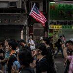 Китай ввел санкции против США за принятие закона о правах человека в Гонконге