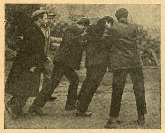 В газете «Возрождение» от 18 января 1929 года сообщалось об обстановке в Москве: